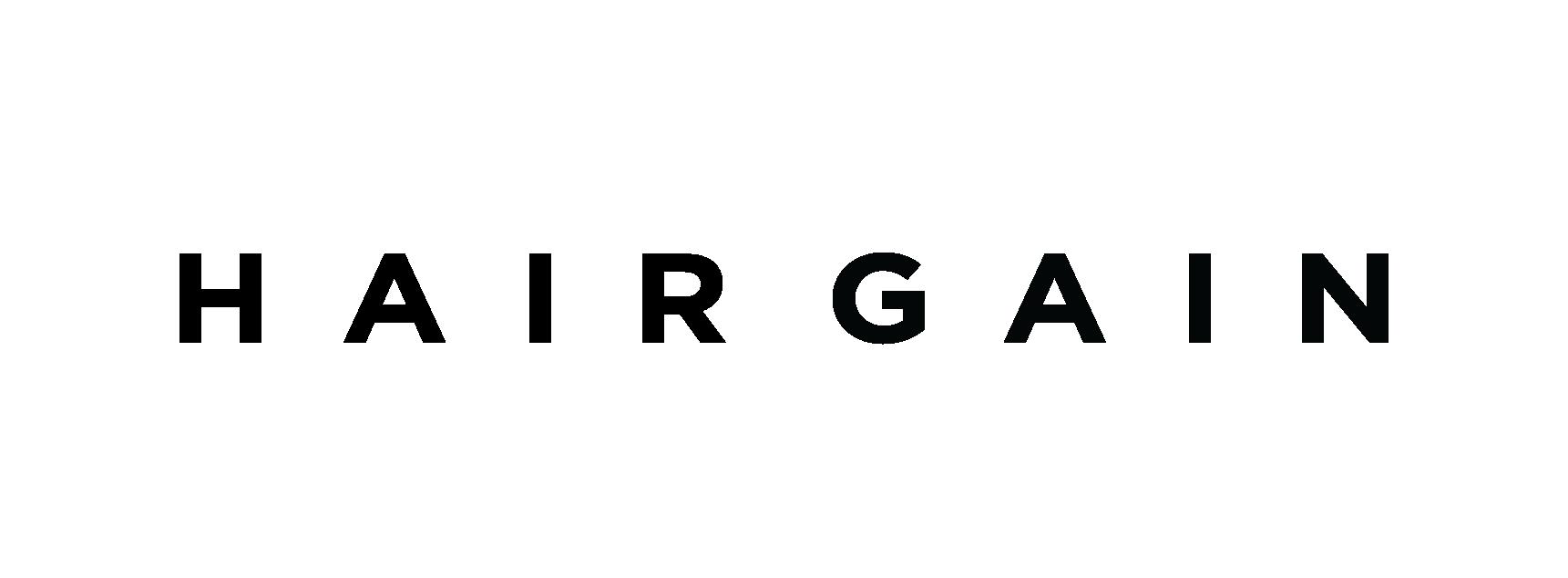 Hairgain Logo Black